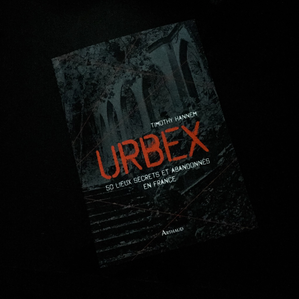 Livre Urbex Par Tim Tnr Photo